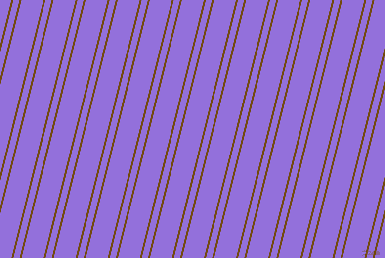 76 degree angles dual striped line, 4 pixel line width, 12 and 43 pixels line spacing, dual two line striped seamless tileable