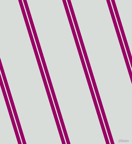 107 degree angle dual stripes lines, 12 pixel lines width, 4 and 119 pixel line spacing, dual two line striped seamless tileable