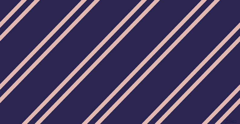 46 degree angle dual stripes line, 13 pixel line width, 18 and 99 pixel line spacing, dual two line striped seamless tileable