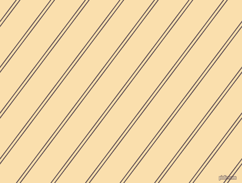 53 degree angles dual striped lines, 2 pixel lines width, 4 and 48 pixels line spacing, dual two line striped seamless tileable