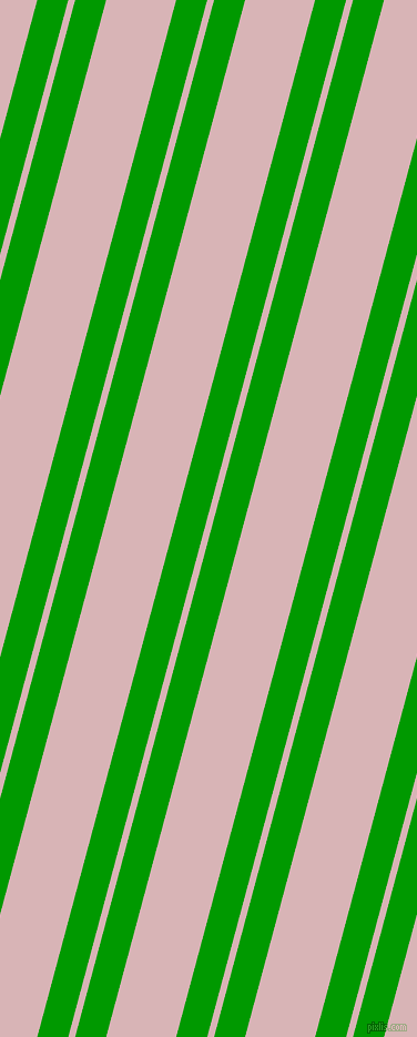 75 degree angle dual stripes lines, 27 pixel lines width, 6 and 61 pixel line spacing, dual two line striped seamless tileable