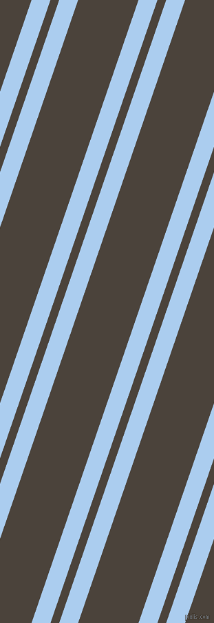 71 degree angles dual stripe line, 26 pixel line width, 12 and 83 pixels line spacing, dual two line striped seamless tileable