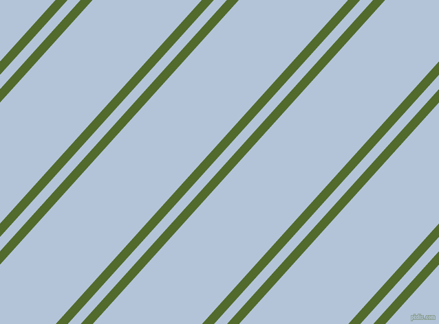 48 degree angle dual stripe lines, 13 pixel lines width, 14 and 118 pixel line spacing, dual two line striped seamless tileable