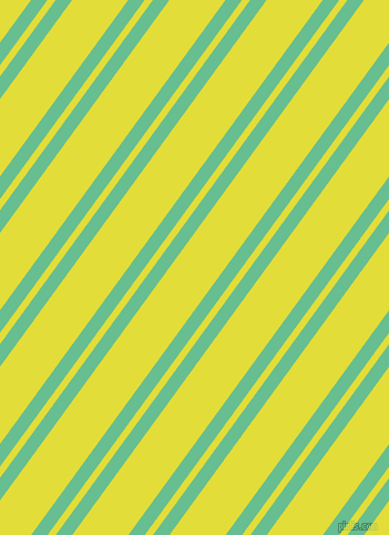 54 degree angles dual stripe line, 12 pixel line width, 6 and 41 pixels line spacing, dual two line striped seamless tileable