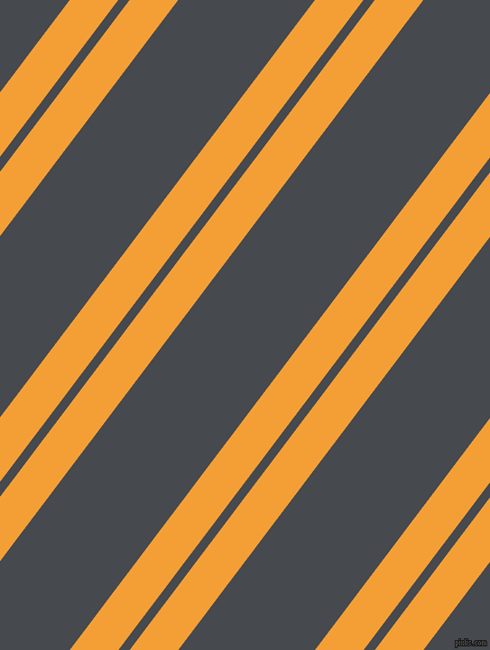 53 degree angle dual striped lines, 43 pixel lines width, 10 and 121 pixel line spacing, dual two line striped seamless tileable