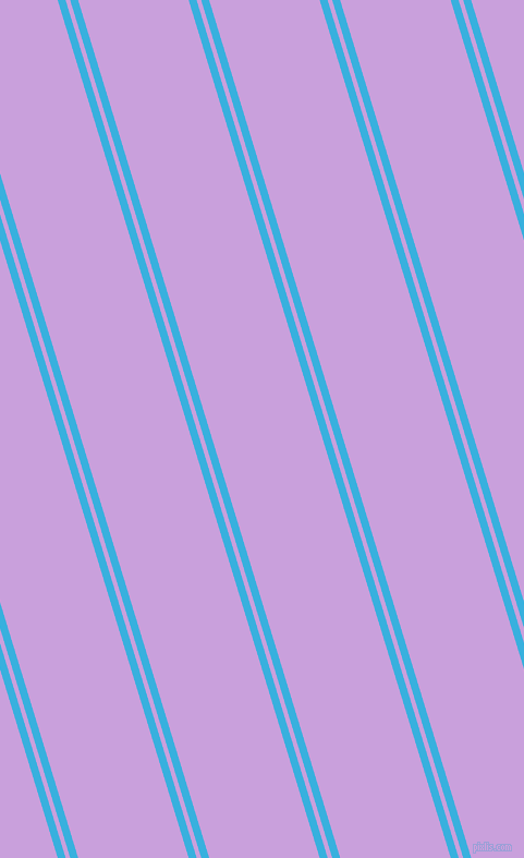107 degree angles dual stripes lines, 7 pixel lines width, 4 and 97 pixels line spacing, dual two line striped seamless tileable