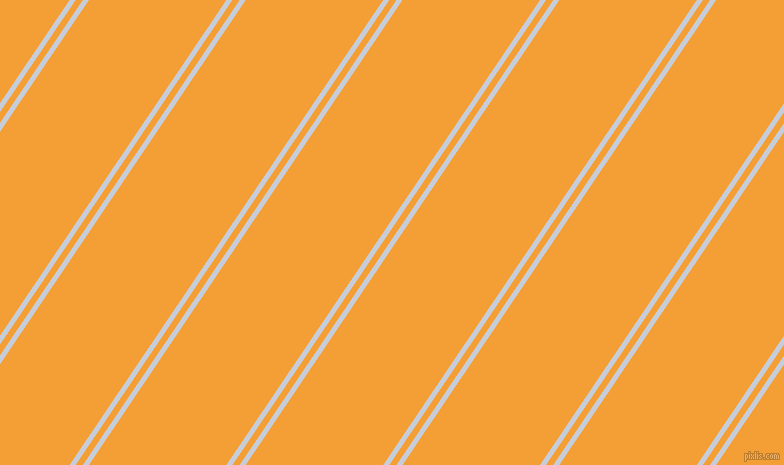 56 degree angle dual stripes line, 5 pixel line width, 6 and 114 pixel line spacing, dual two line striped seamless tileable