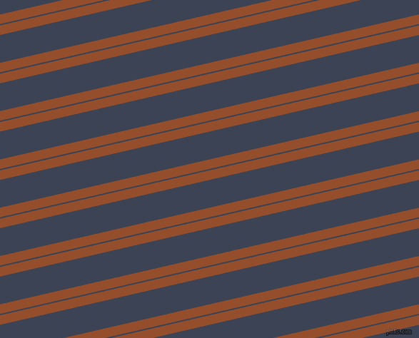 13 degree angles dual striped line, 13 pixel line width, 2 and 38 pixels line spacing, Alert Tan and Blue Zodiac dual two line striped seamless tileable