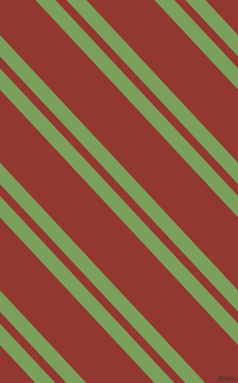 133 degree angles dual stripe line, 29 pixel line width, 16 and 99 pixels line spacing, Asparagus and Thunderbird dual two line striped seamless tileable