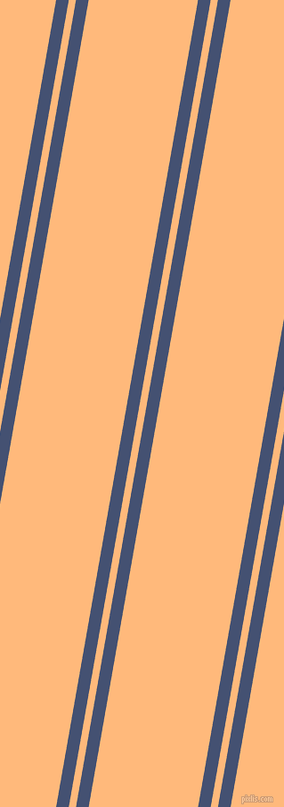 80 degree angles dual stripes lines, 14 pixel lines width, 8 and 121 pixels line spacing, Astronaut and Macaroni And Cheese dual two line striped seamless tileable