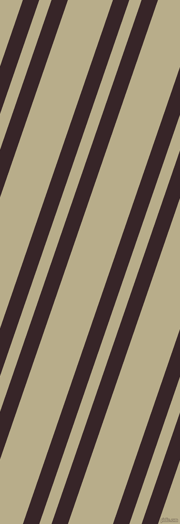 71 degree angle dual stripes lines, 32 pixel lines width, 24 and 88 pixel line spacing, Aubergine and Chino dual two line striped seamless tileable