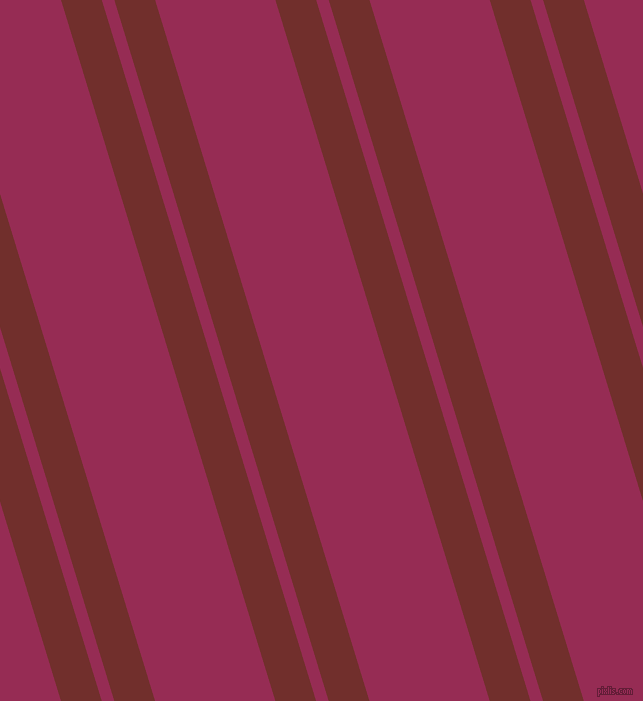 107 degree angle dual striped lines, 39 pixel lines width, 12 and 115 pixel line spacingAuburn and Lipstick dual two line striped seamless tileable