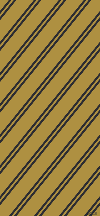 51 degree angle dual striped lines, 7 pixel lines width, 6 and 46 pixel line spacing, Bastille and Turmeric dual two line striped seamless tileable