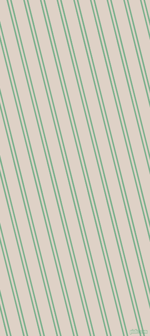 104 degree angles dual stripes line, 3 pixel line width, 4 and 23 pixels line spacing, Bay Leaf and Pearl Bush dual two line striped seamless tileable