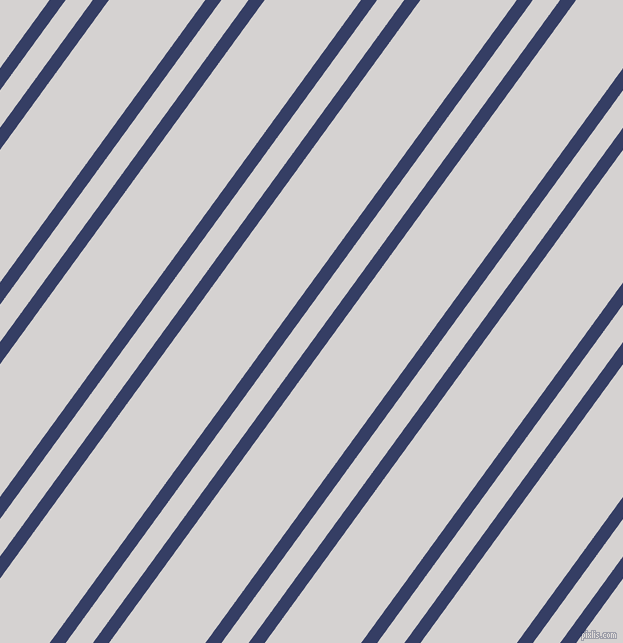 54 degree angle dual stripes lines, 13 pixel lines width, 22 and 78 pixel line spacing, Bay Of Many and Mercury dual two line striped seamless tileable
