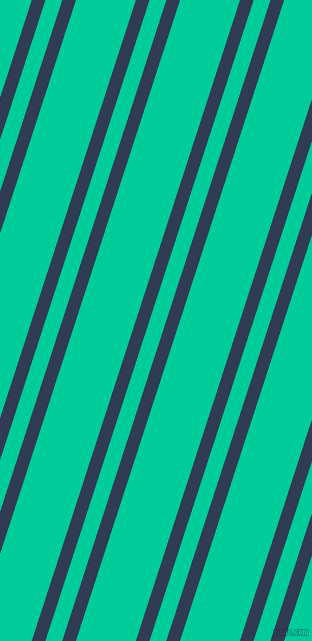 72 degree angle dual stripe lines, 13 pixel lines width, 16 and 57 pixel line spacingBiscay and Caribbean Green dual two line striped seamless tileable