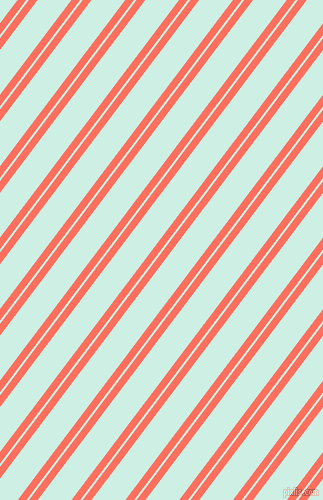 53 degree angles dual stripe lines, 7 pixel lines width, 2 and 27 pixels line spacing, Bittersweet and Humming Bird dual two line striped seamless tileable