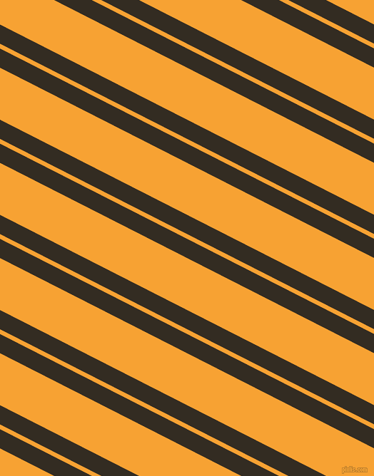 153 degree angles dual stripe line, 24 pixel line width, 6 and 65 pixels line spacing, Black Magic and Lightning Yellow dual two line striped seamless tileable