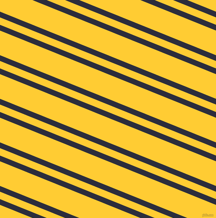 158 degree angles dual stripes lines, 17 pixel lines width, 22 and 73 pixels line spacing, Black Rock and Sunglow dual two line striped seamless tileable