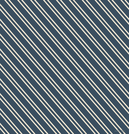 131 degree angle dual stripe line, 4 pixel line width, 6 and 18 pixel line spacing, Bleach White and Cello dual two line striped seamless tileable