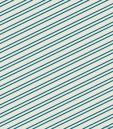26 degree angle dual stripe line, 4 pixel line width, 8 and 19 pixel line spacing, Blue Lagoon and Black White dual two line striped seamless tileable