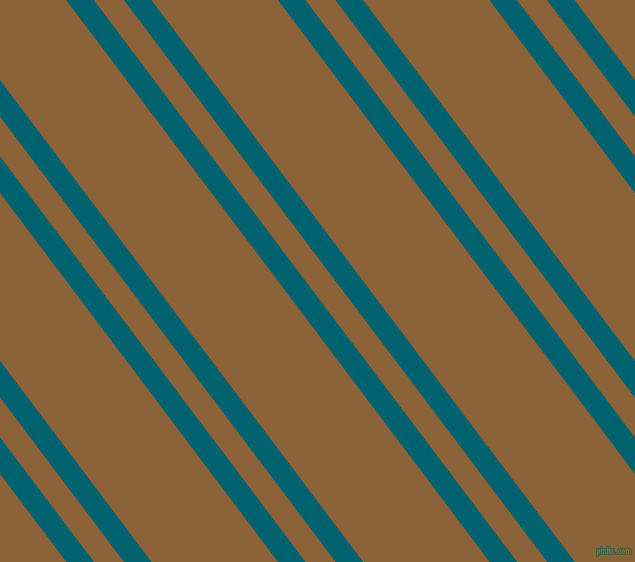 127 degree angle dual striped line, 22 pixel line width, 24 and 101 pixel line spacing, Blue Lagoon and McKenzie dual two line striped seamless tileable