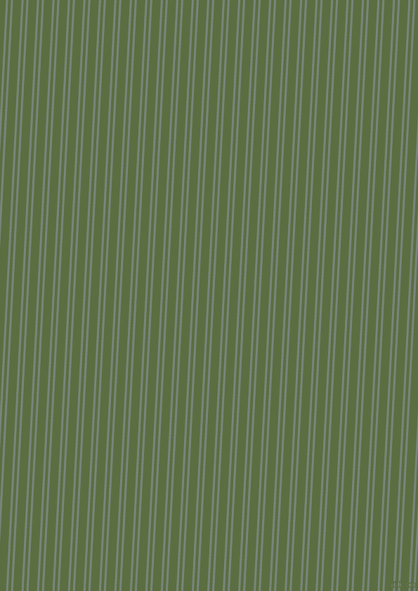 87 degree angle dual striped lines, 3 pixel lines width, 4 and 12 pixel line spacing, Blue Smoke and Chalet Green dual two line striped seamless tileable