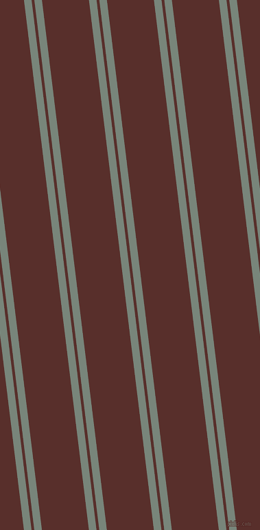 97 degree angles dual stripes lines, 11 pixel lines width, 4 and 68 pixels line spacing, Blue Smoke and Moccaccino dual two line striped seamless tileable