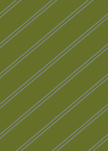 40 degree angle dual stripes lines, 4 pixel lines width, 6 and 64 pixel line spacing, Blue Smoke and Rain Forest dual two line striped seamless tileable