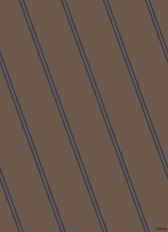 110 degree angle dual stripe lines, 6 pixel lines width, 6 and 119 pixel line spacing, Blue Zodiac and Domino dual two line striped seamless tileable