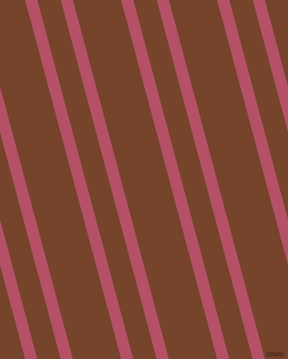 105 degree angles dual stripes lines, 24 pixel lines width, 46 and 95 pixels line spacing, Blush and Bull Shot dual two line striped seamless tileable