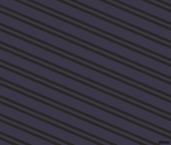 157 degree angles dual striped lines, 9 pixel lines width, 8 and 29 pixels line spacing, Bokara Grey and Martinique dual two line striped seamless tileable