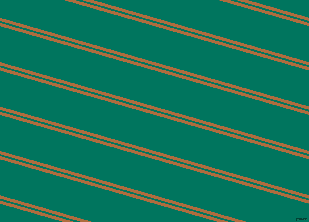 164 degree angles dual stripe line, 10 pixel line width, 6 and 112 pixels line spacing, Bourbon and Tropical Rain Forest dual two line striped seamless tileable