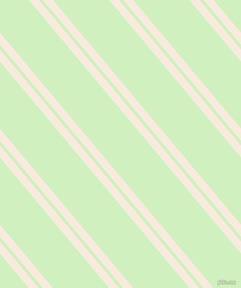 130 degree angles dual striped line, 15 pixel line width, 6 and 84 pixels line spacing, Bridal Heath and Tea Green dual two line striped seamless tileable