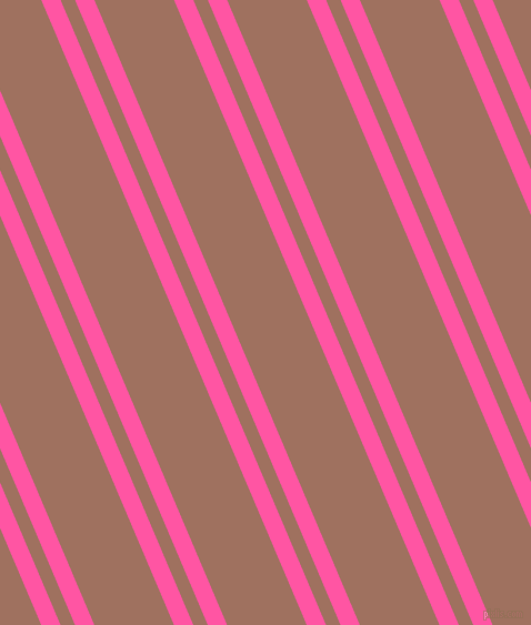 113 degree angles dual striped line, 16 pixel line width, 12 and 66 pixels line spacing, Brilliant Rose and Toast dual two line striped seamless tileable