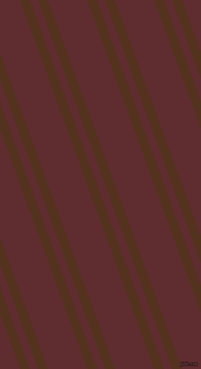 110 degree angles dual stripes line, 18 pixel line width, 16 and 74 pixels line spacing, Brown Bramble and Jazz dual two line striped seamless tileable