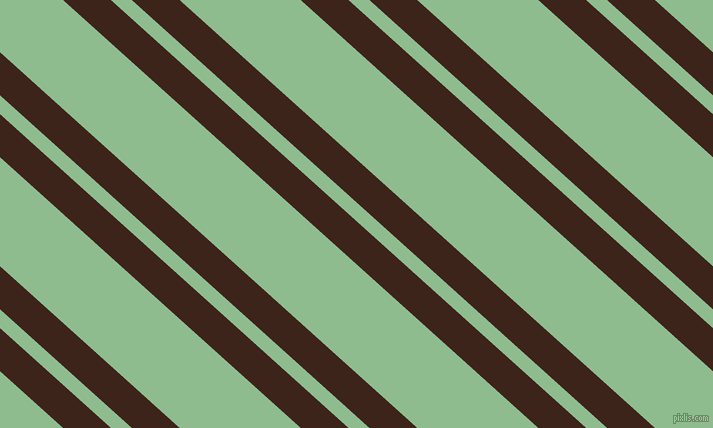 138 degree angles dual striped lines, 32 pixel lines width, 14 and 81 pixels line spacing, Brown Pod and Dark Sea Green dual two line striped seamless tileable