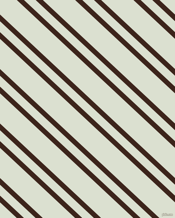137 degree angle dual stripes line, 16 pixel line width, 26 and 72 pixel line spacing, Brown Pod and Feta dual two line striped seamless tileable