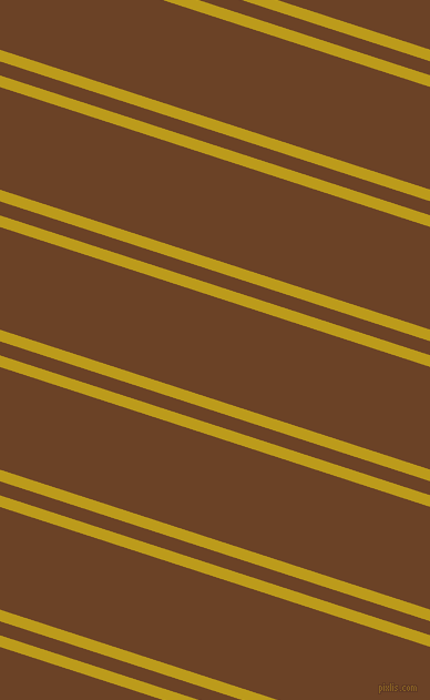 162 degree angle dual striped lines, 10 pixel lines width, 12 and 88 pixel line spacing, Buddha Gold and Semi-Sweet Chocolate dual two line striped seamless tileable