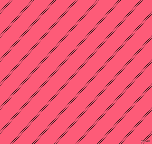 48 degree angle dual stripe line, 2 pixel line width, 4 and 56 pixel line spacing, Bulgarian Rose and Wild Watermelon dual two line striped seamless tileable