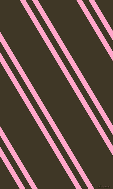121 degree angles dual stripe line, 16 pixel line width, 18 and 107 pixels line spacing, Carnation Pink and Birch dual two line striped seamless tileable
