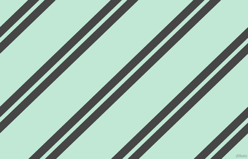 44 degree angle dual stripe lines, 25 pixel lines width, 12 and 123 pixel line spacing, Charcoal and Aero Blue dual two line striped seamless tileable