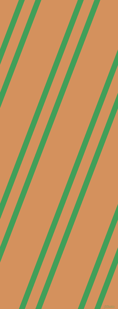 69 degree angles dual stripes lines, 19 pixel lines width, 34 and 117 pixels line spacing, Chateau Green and Whiskey Sour dual two line striped seamless tileable