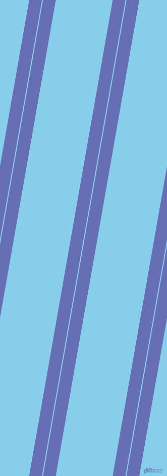80 degree angle dual striped line, 25 pixel line width, 2 and 111 pixel line spacingChetwode Blue and Sky Blue dual two line striped seamless tileable