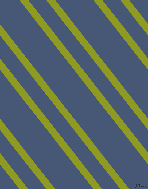128 degree angle dual striped lines, 23 pixel lines width, 46 and 98 pixel line spacing, Citron and Chambray dual two line striped seamless tileable