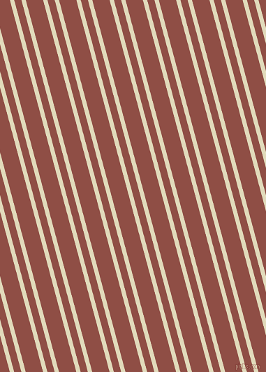 105 degree angles dual stripes line, 6 pixel line width, 10 and 24 pixels line spacing, Coconut Cream and El Salva dual two line striped seamless tileable