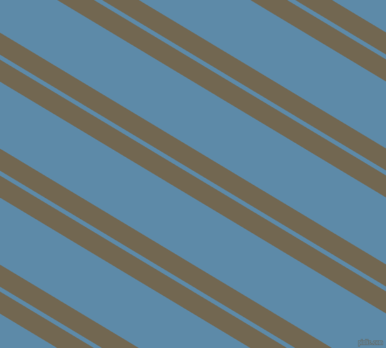 149 degree angles dual stripes lines, 27 pixel lines width, 6 and 82 pixels line spacing, Coffee and Air Force Blue dual two line striped seamless tileable