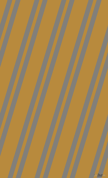 73 degree angles dual striped lines, 15 pixel lines width, 10 and 43 pixels line spacing, Concord and Marigold dual two line striped seamless tileable