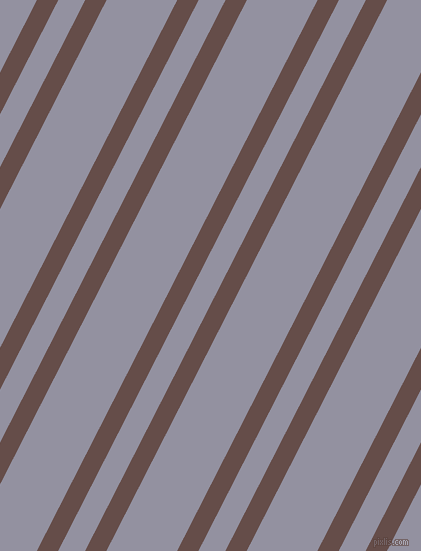 63 degree angles dual stripe lines, 19 pixel lines width, 24 and 63 pixels line spacing, Congo Brown and Grey Suit dual two line striped seamless tileable