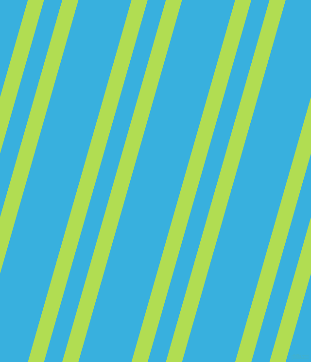 74 degree angle dual stripe lines, 32 pixel lines width, 36 and 105 pixel line spacing, Conifer and Summer Sky dual two line striped seamless tileable